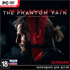 Metal Gear Solid V: The Phantom Pain [PC, Jewel, русские субтитры]