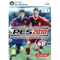 Pro Evolution Soccer 2010 [PC, русская версия]