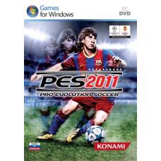 Pro Evolution Soccer 2011 [PC, русские субтитры]