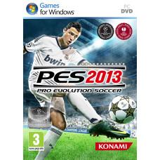 Pro Evolution Soccer 2013 [PC, русские субтитры]
