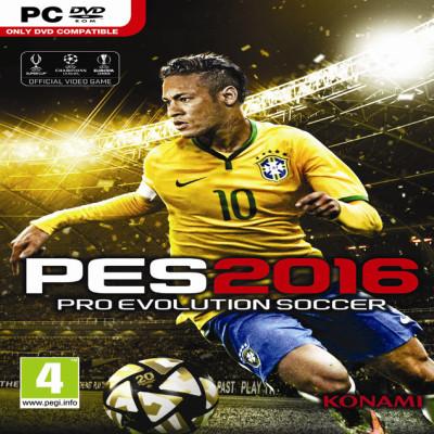 Игра для PC Pro Evolution Soccer 2016 (Jewel русские субтитры)