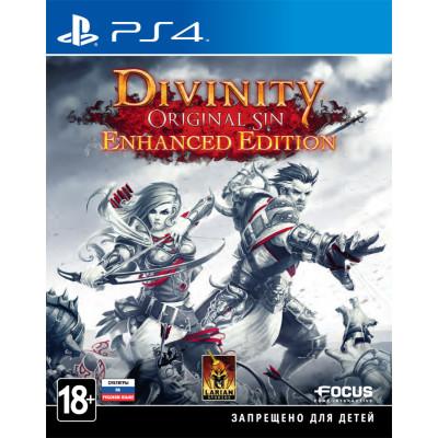 Divinity: Original Sin. Enhanced Edition [PS4, русские субтитры]