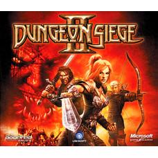 Dungeon Siege II (1С:Коллекция игрушек) [PC, Jewel, русская версия]