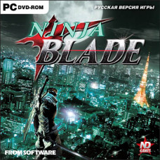 Ninja Blade [PC, Jewel, русская версия]