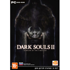 Dark Souls II: Scholar of The First Sin [PC, русские субтитры]