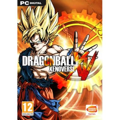 Игра для PC Dragon Ball: Xenoverse (Код на загрузку) (русские субтитры)