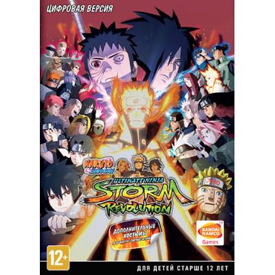 Naruto Shippuden: Ultimate Ninja Storm Revolution [PC, русские субтитры]