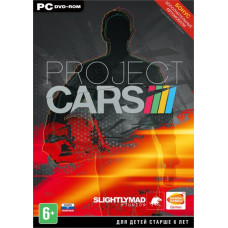 Project Cars. Day One Edition [PC, русские субтитры]