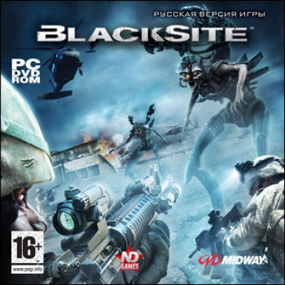 Blacksite [PC, Jewel, русская версия]