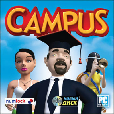Campus [PC, Jewel, русская версия]