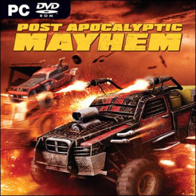 Post Apocalyptic Mayhem [PC, Jewel, русские субтитры]