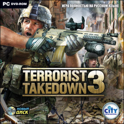 Terrorist Takedown 3 [PC, Jewel, русская версия]