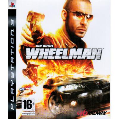 The Wheelman [PS3, английская версия]