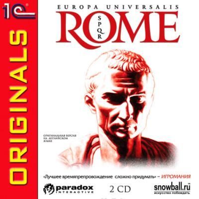 Europa Universalis: Rome (1С:Snowball ORIGINALS) [PC, Jewel, английская версия]