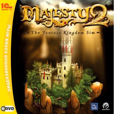 Majesty 2: The Fantasy Kingdom Sim [PC, Jewel, русская версия]