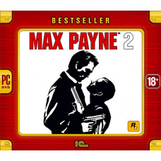Max Payne 2 (Bestseller) [PC, Jewel, русская версия]