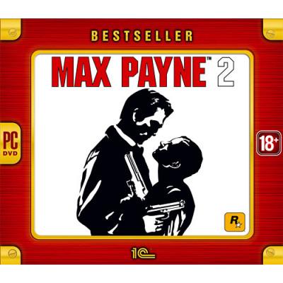 Max Payne 2 (Bestseller) [PC, Jewel, русская версия]