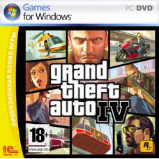 Grand Theft Auto IV [PC, Jewel, русские субтитры]