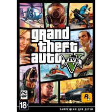 Grand Theft Auto V [PC, русские субтитры]