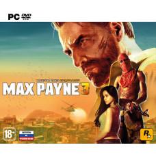 Max Payne 3 [PC, Jewel, русские субтитры]