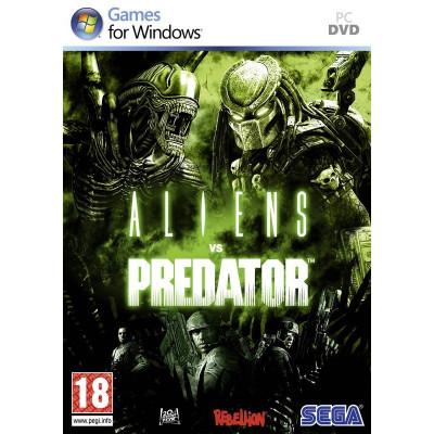 Aliens vs Predator [PC, русская версия]