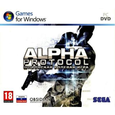 Alpha Protocol [PC, Jewel, русские субтитры]