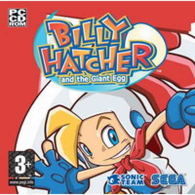 Billy Hatcher and the Giant Egg [PC, Jewel, английская версия]