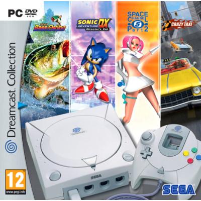 Dreamcast Collection [PC, Jewel, английская версия]