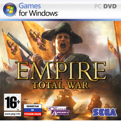 Empire: Total War [PC, Jewel, русская версия]