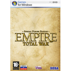 Empire: Total War. Special Forces Edition [PC, русская версия]