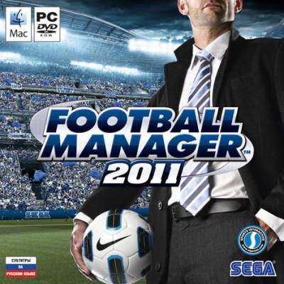 Football Manager 2011 [PC, Jewel, русские субтитры]