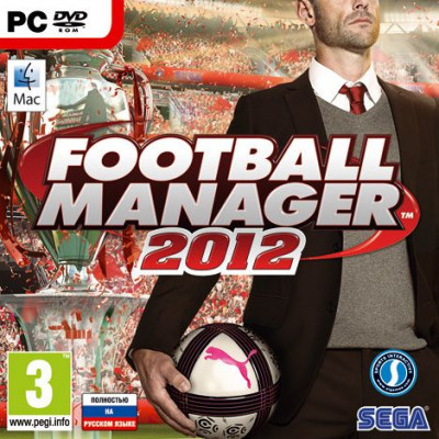 Football Manager 2012 [PC, Jewel, русская версия]
