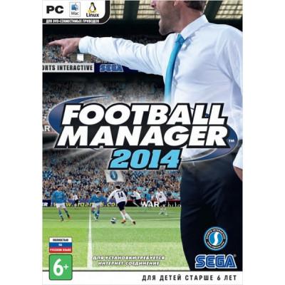 Football Manager 2014 [PC, русская версия]