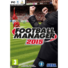 Football Manager 2015 [PC, русская версия]