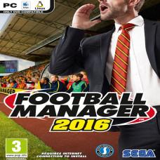 Football Manager 2016 [PC, Jewel, русская версия]