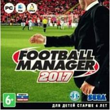 Football Manager 2017. Специальное издание [PC, Jewel, русская версия]