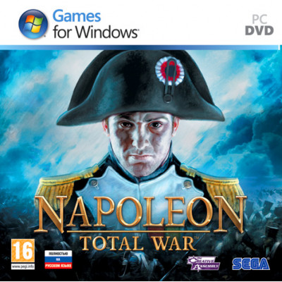 Napoleon: Total War [PC, Jewel, русская версия]