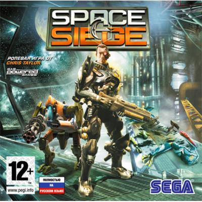 Space Siege [PC, Jewel, русская версия]