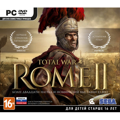 Total War: Rome 2 [PC, Jewel, русская версия]