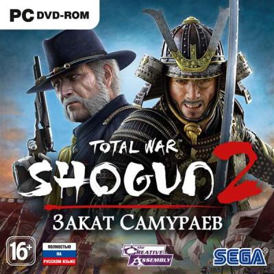 Total War: Shogun 2 - Закат самураев [PC, Jewel, русская версия]