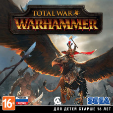 Total War: WARHAMMER [PC, Jewel, русская версия]