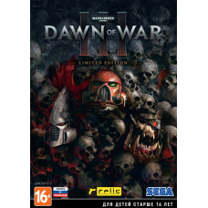Warhammer 40,000: Dawn of War III. Limited Edition [PC, русские субтитры]