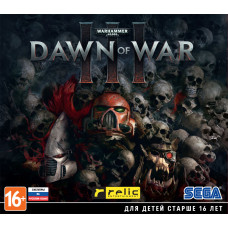 Warhammer 40,000: Dawn of War III [PC, Jewel, русские субтитры]