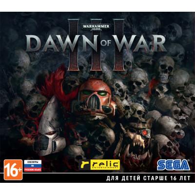 Игра для PC Warhammer 40,000: Dawn of War III (русские субтитры)