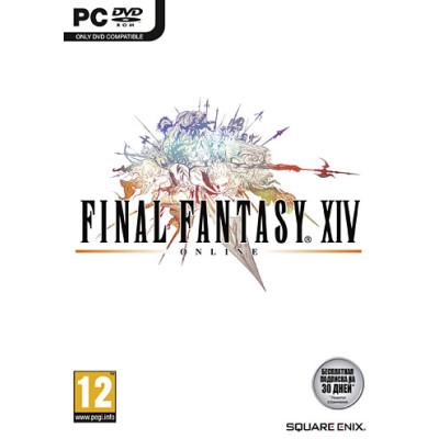 Final Fantasy XIV [PC, английская версия]