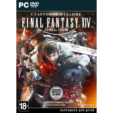 Final Fantasy XIV. Стартовое издание [PC, английская версия]