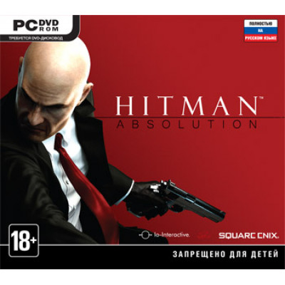 Hitman Absolution [PC, Jewel, русская версия]