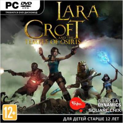 Lara Croft and the Temple of Osiris [PC, Jewel, русские субтитры]