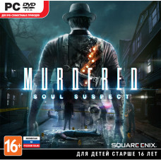 Murdered: Soul Suspect [PC, Jewel, русская версия]