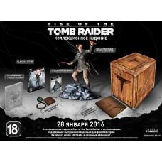 Rise of the Tomb Raider. Коллекционное издание [PC, русская версия